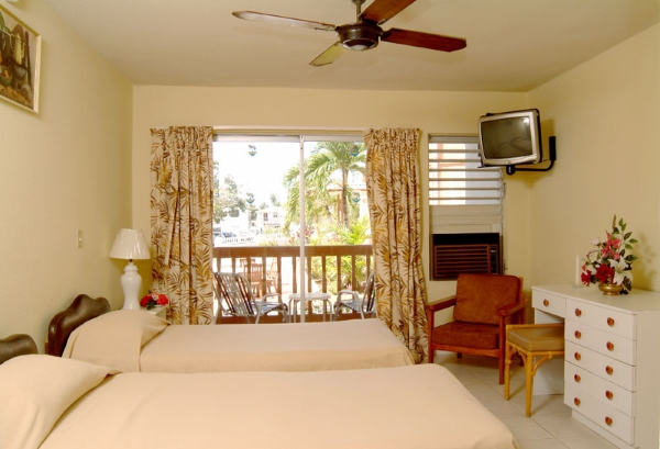 Carib Blue Apartments Barbados