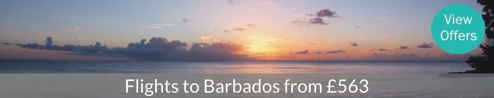Flights to Barbados